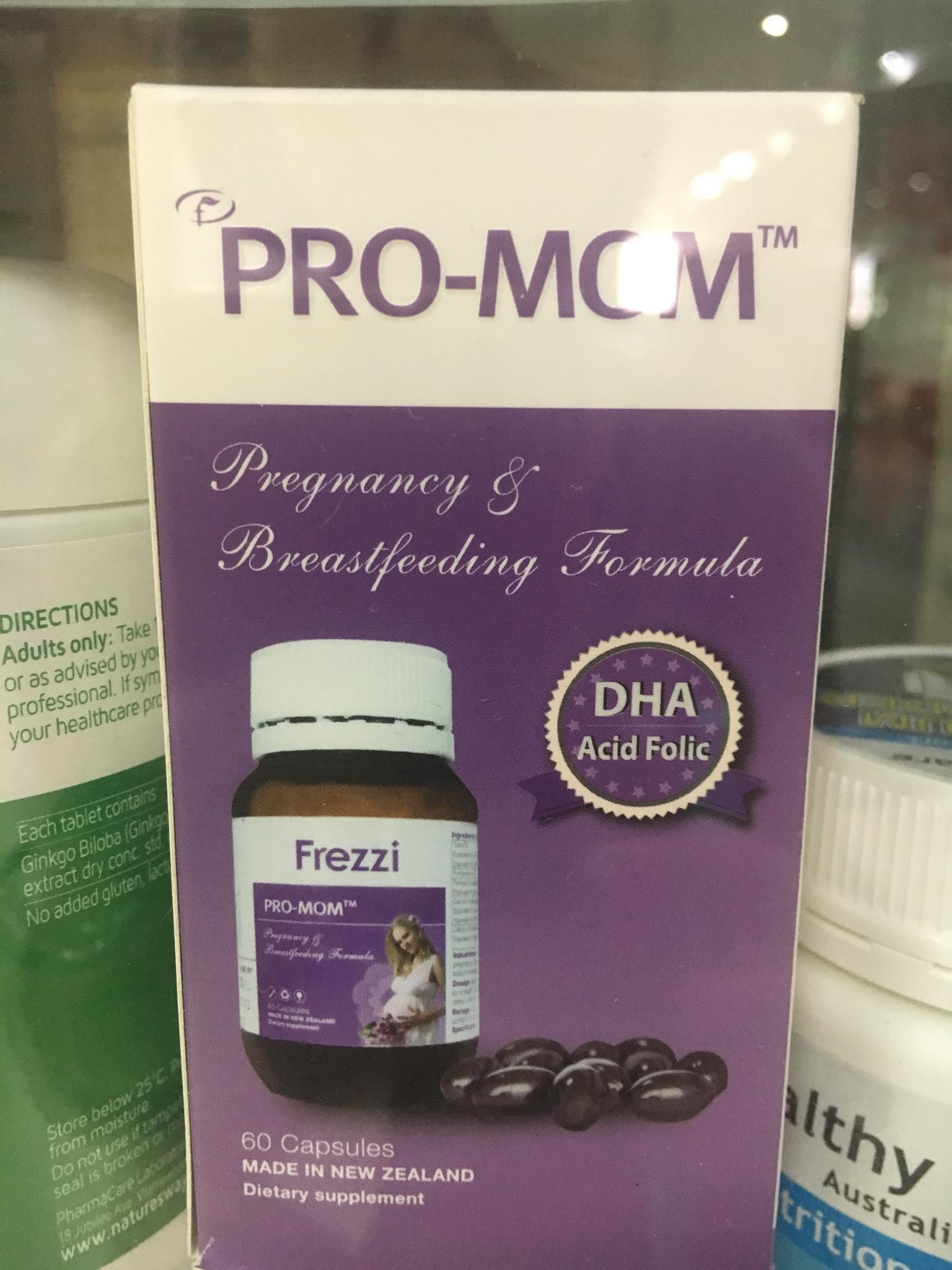 Frezzi Pro - Mom