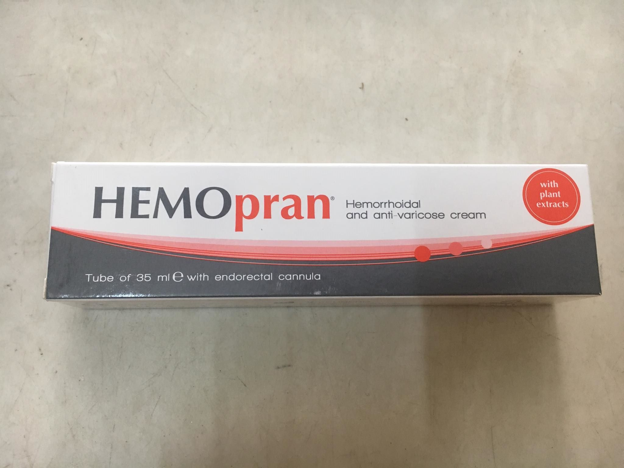 Hemopran 35ml