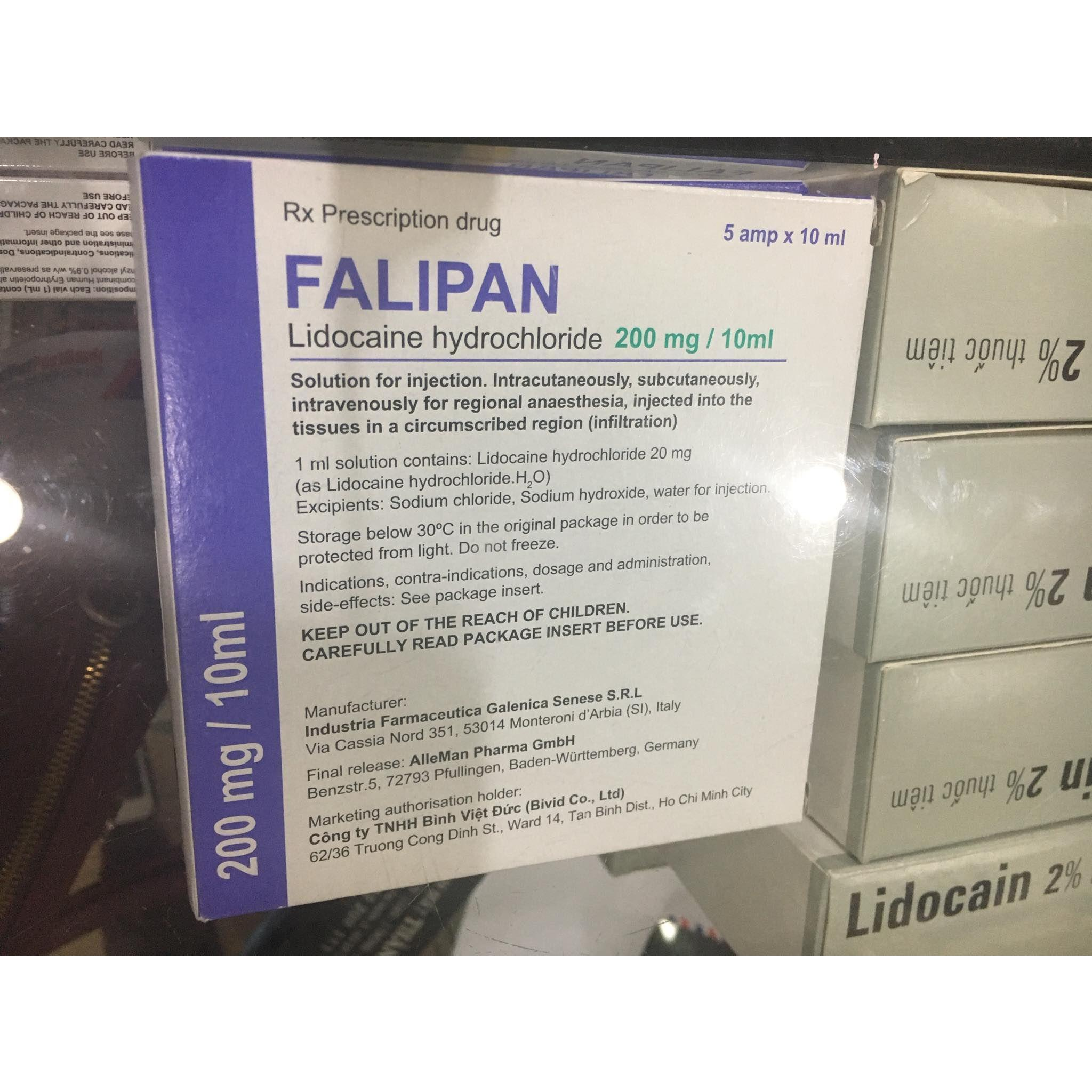 Falipan 200mg/10ml