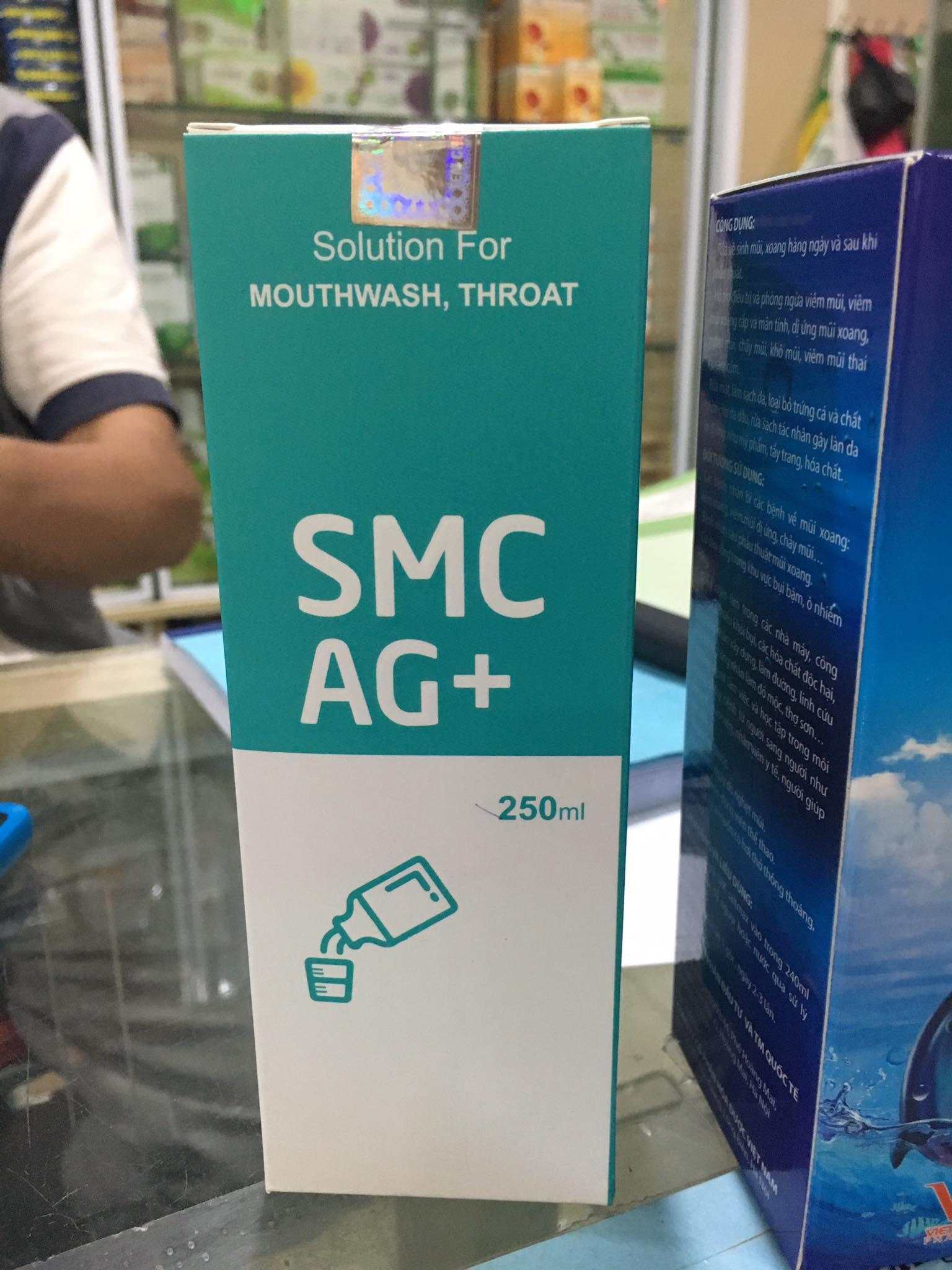 SMC AG