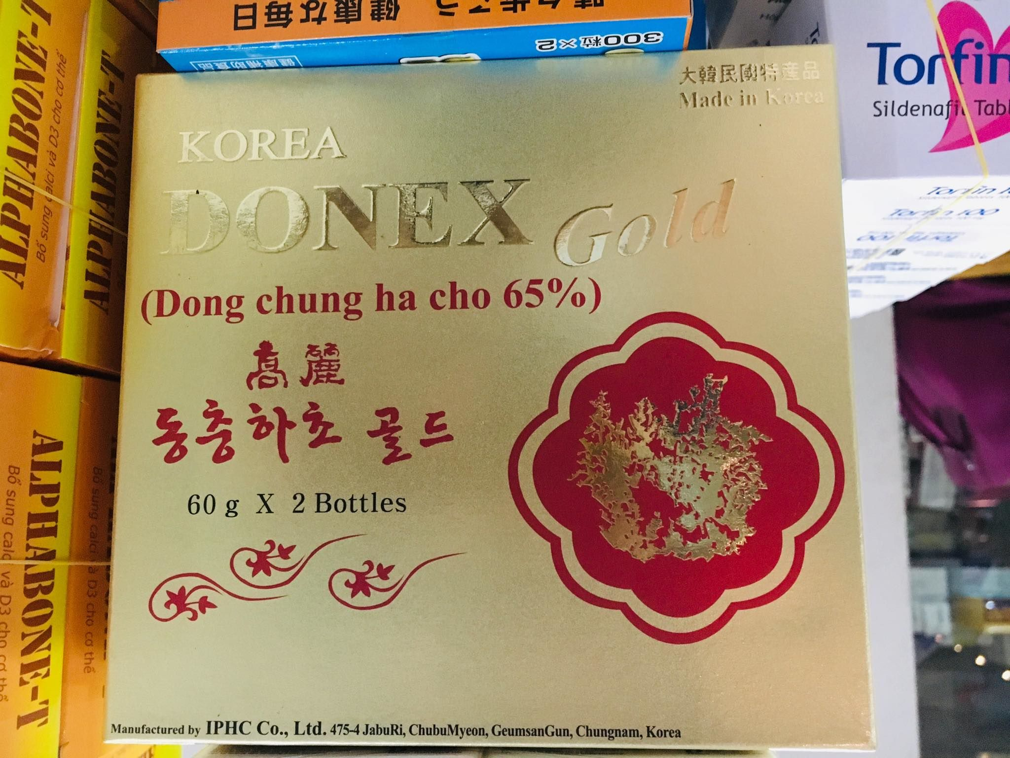 Korea Donex Gold