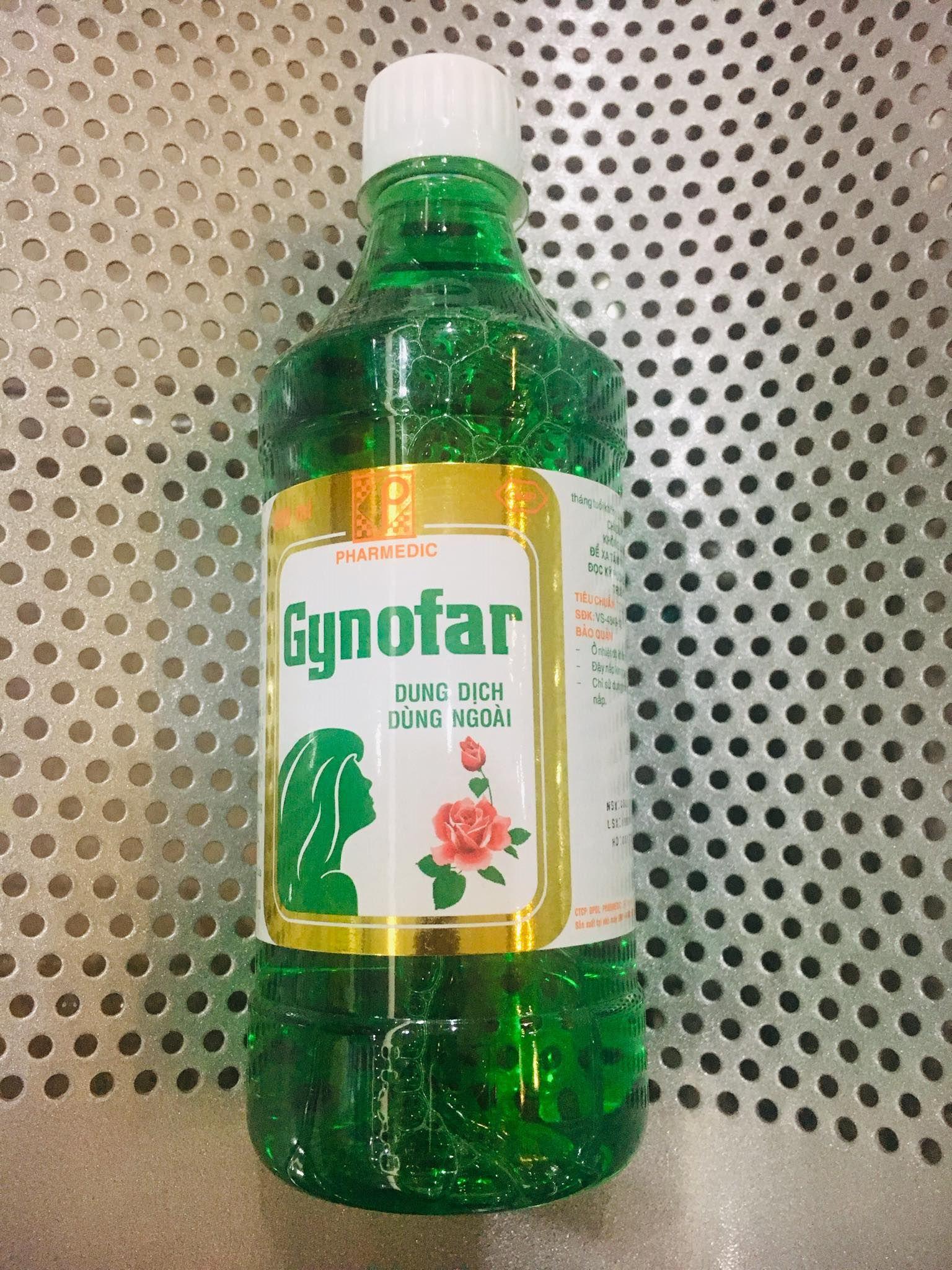 Gynofar 500ml