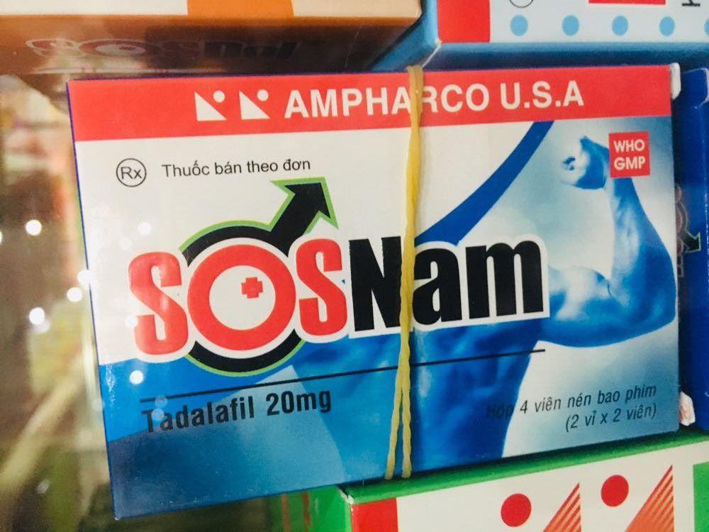 Sos Nam 20mg