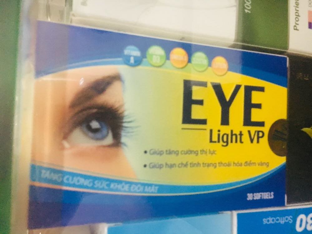 Eye Light VP (vỉ)