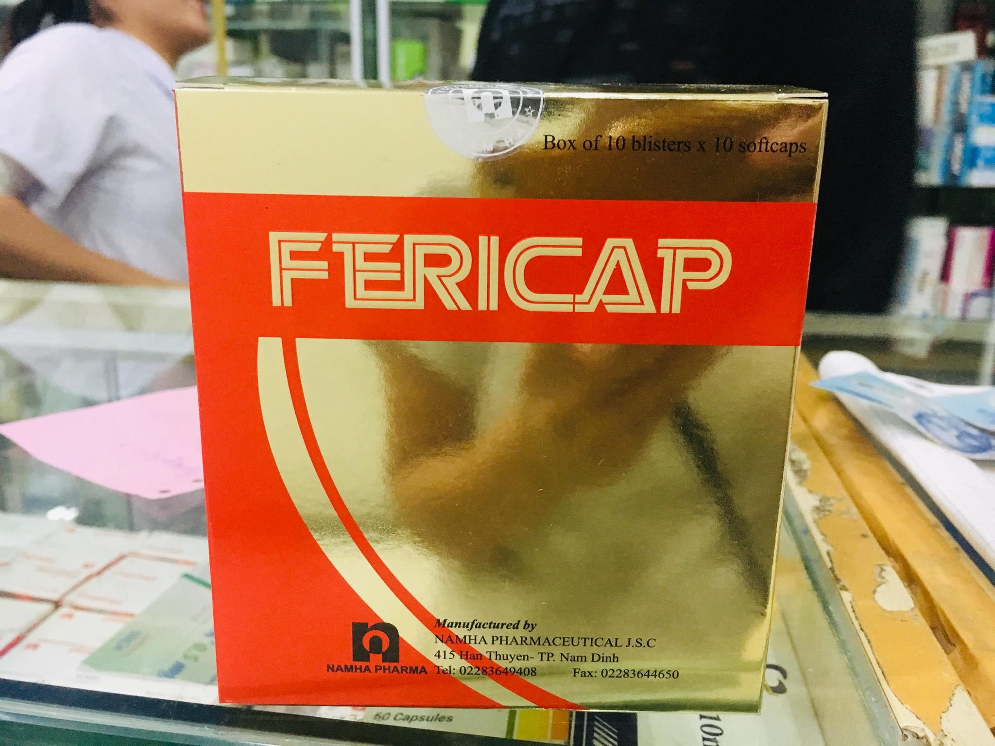 Fericap