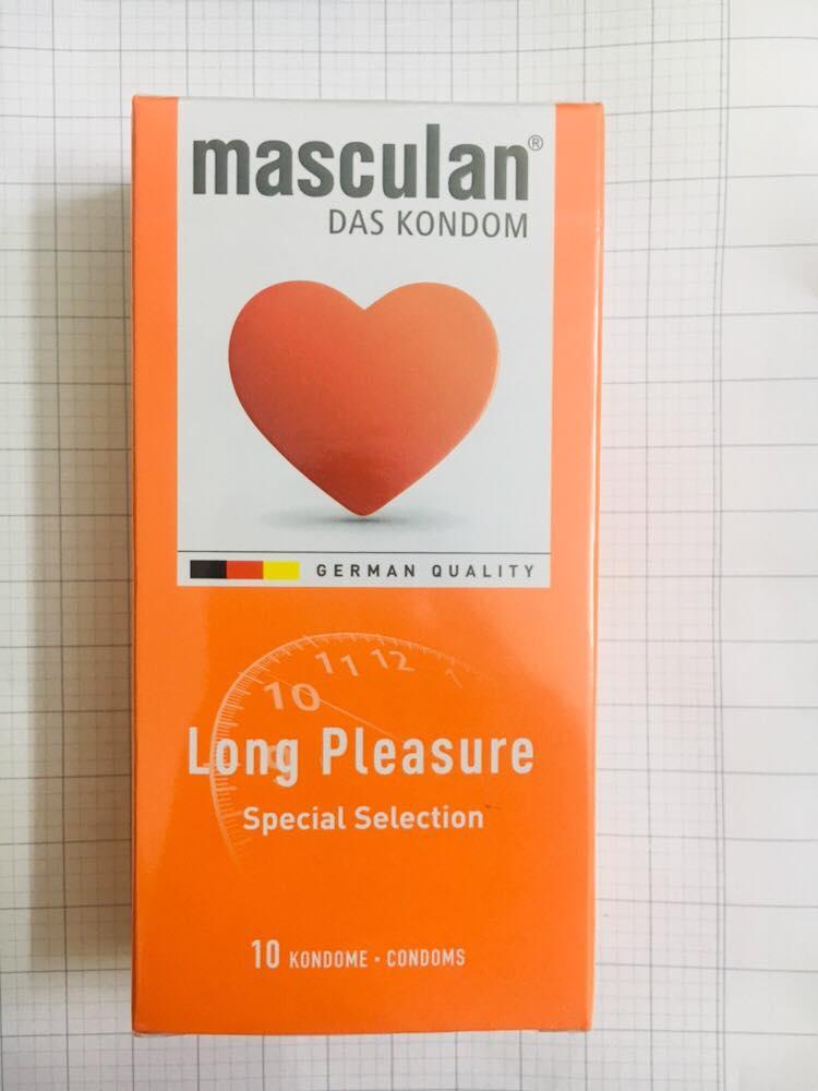 Bao cao su Masculan (Hộp 10 cái)