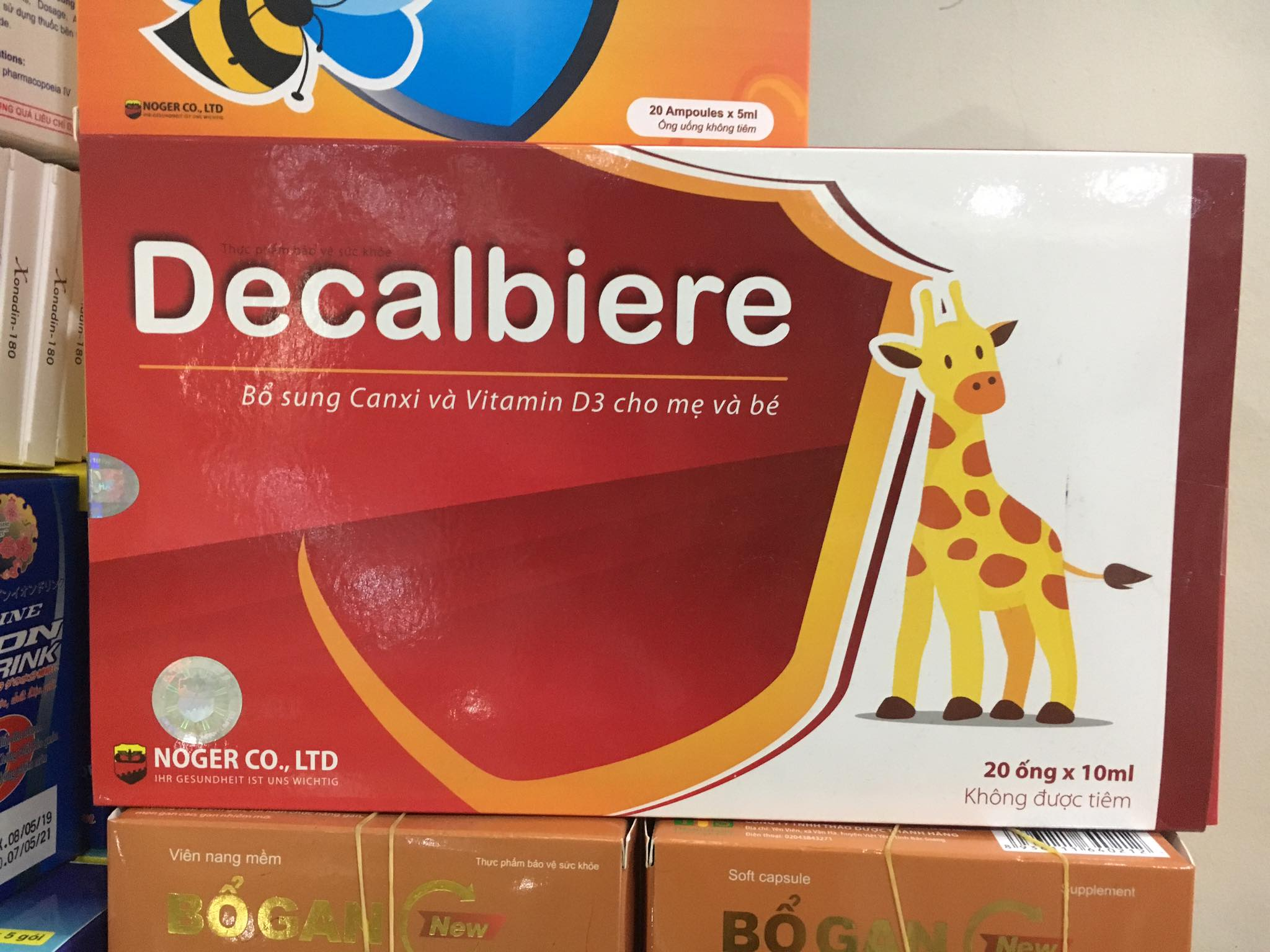 Decalbiere