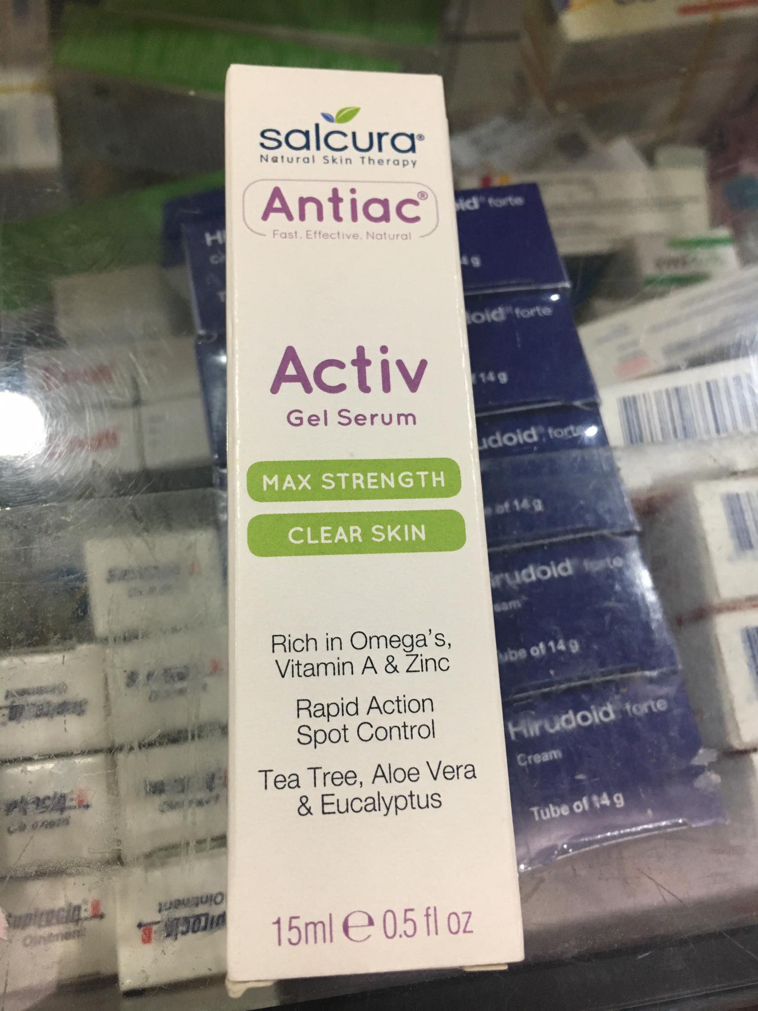 ACTIV Gel Serum 15ml