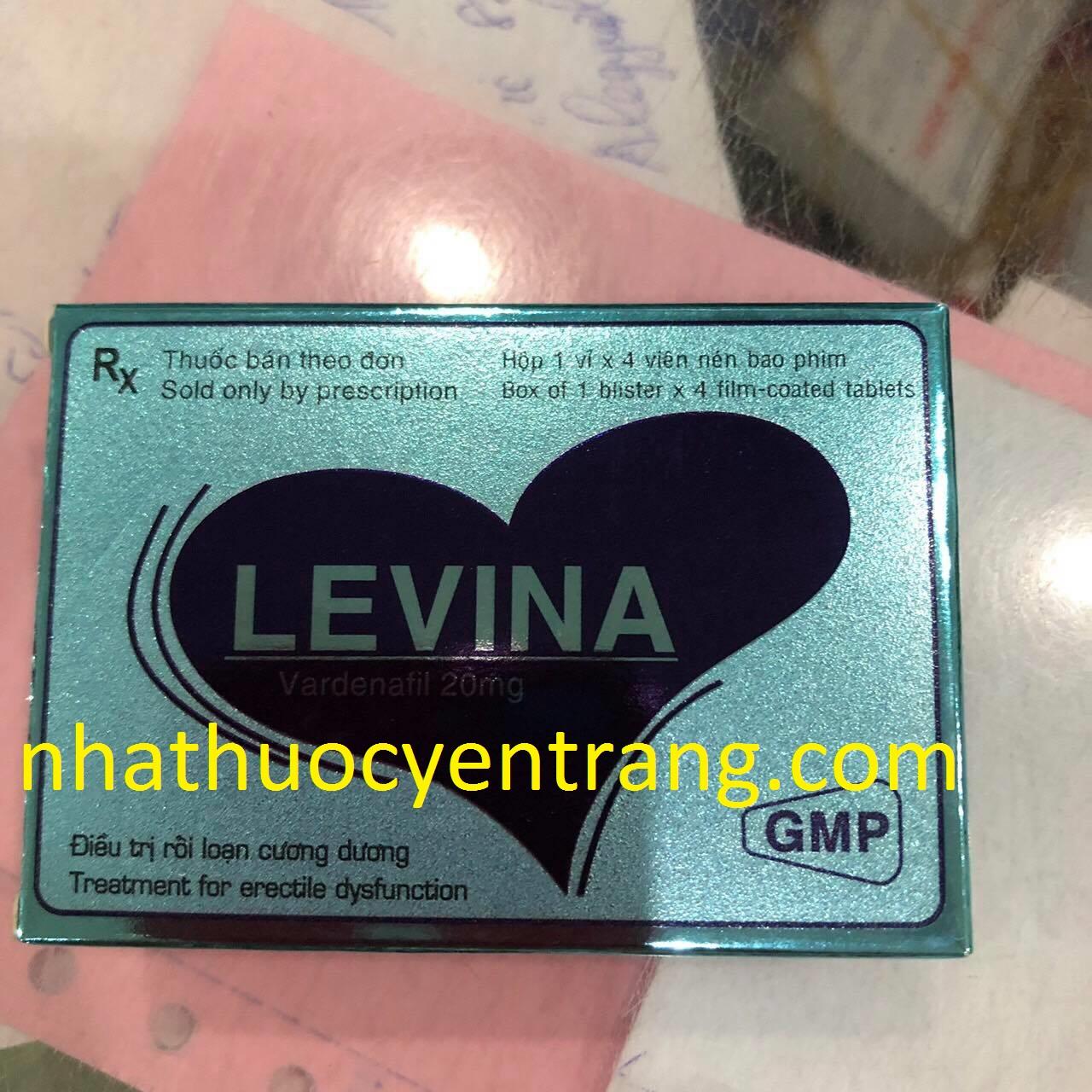 Levina 20mg