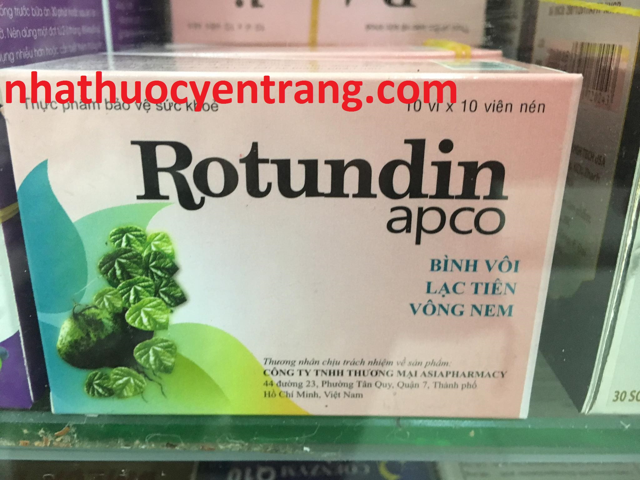 Rotundin Apco
