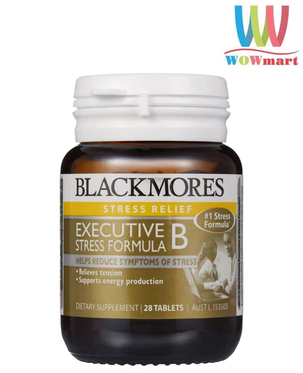 Blackmores Executive B Stress 28 viên