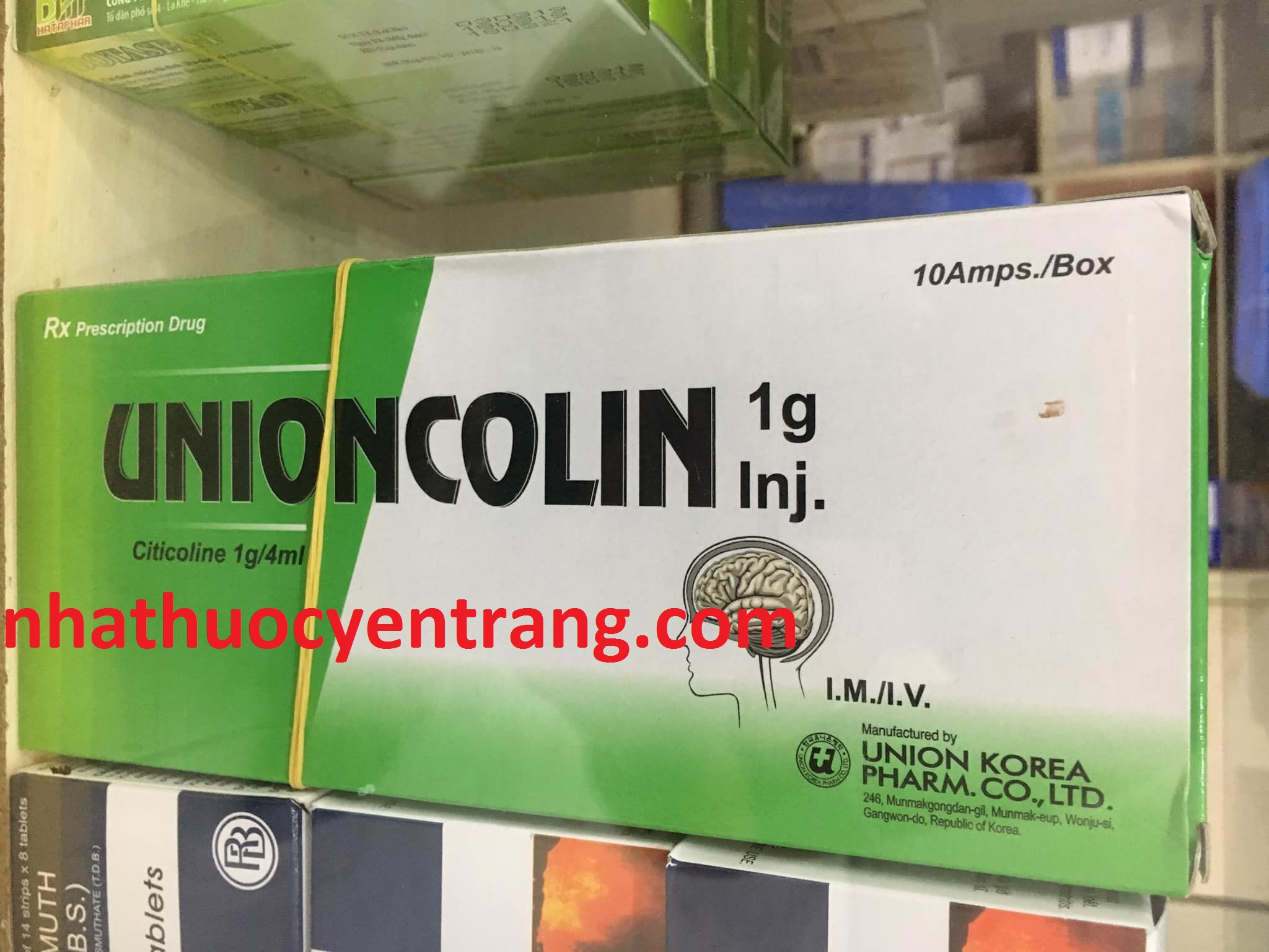 Unioncolin 1g/4ml