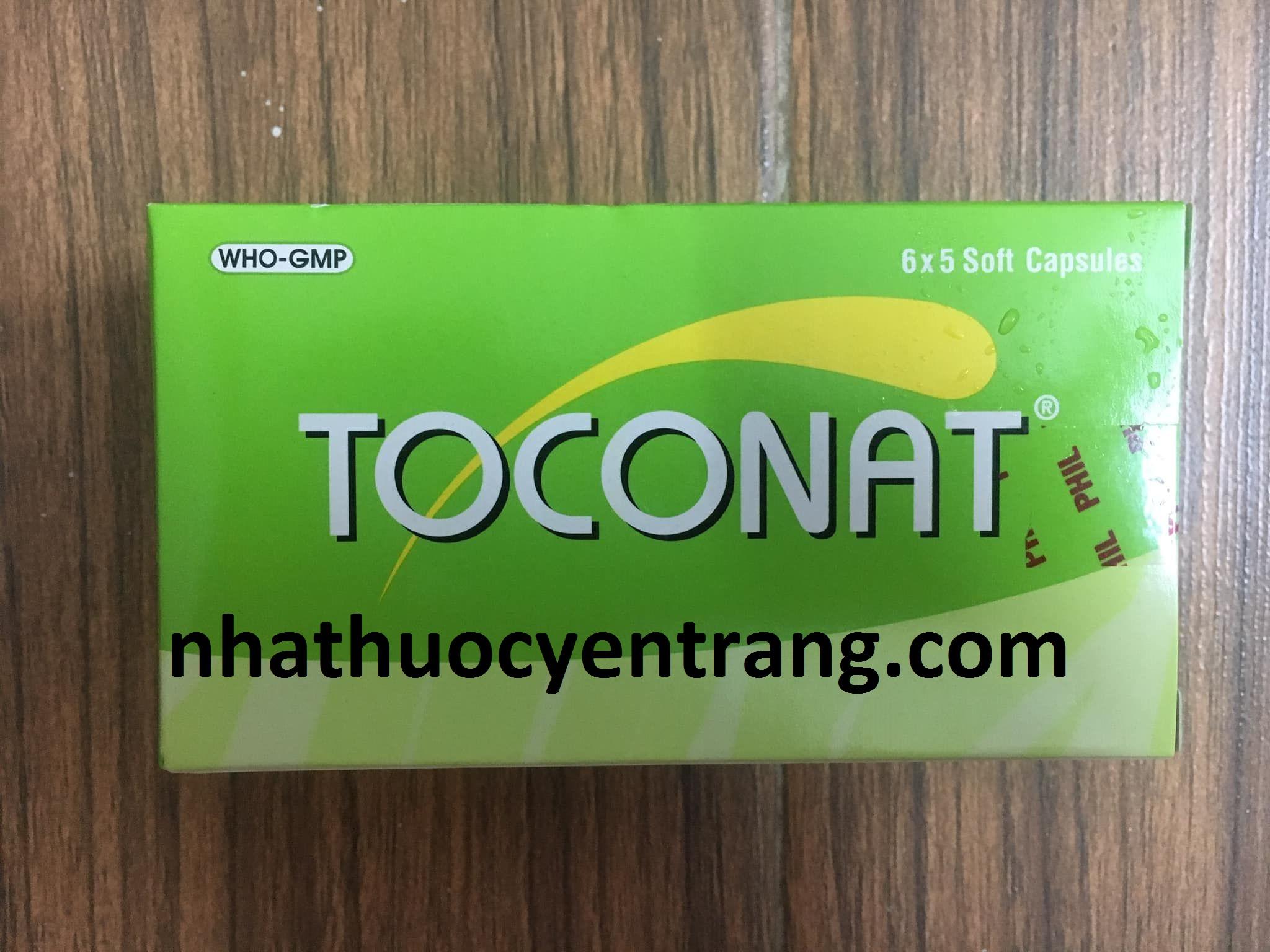 Toconat 400 IU