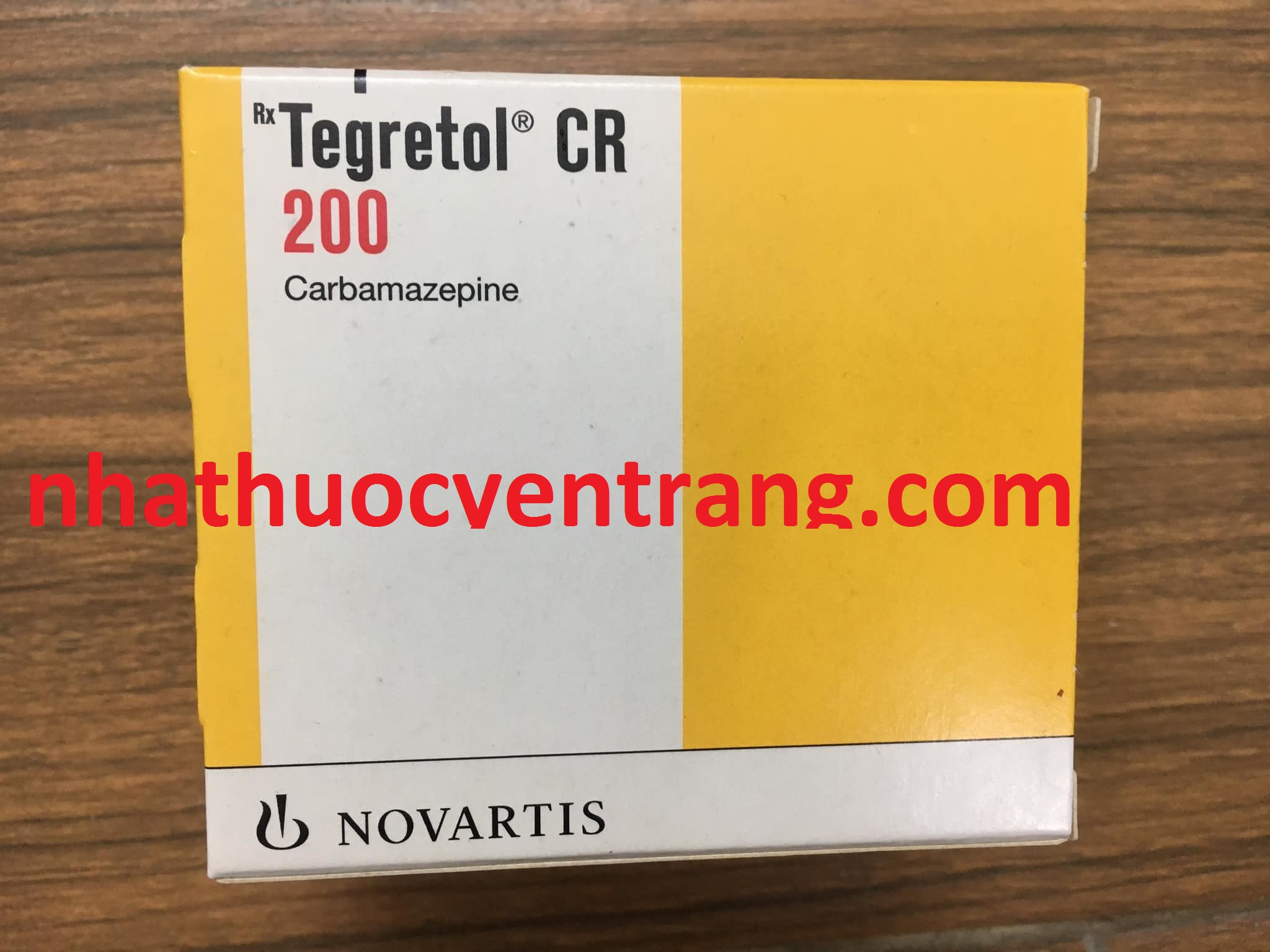 Tegretol CR