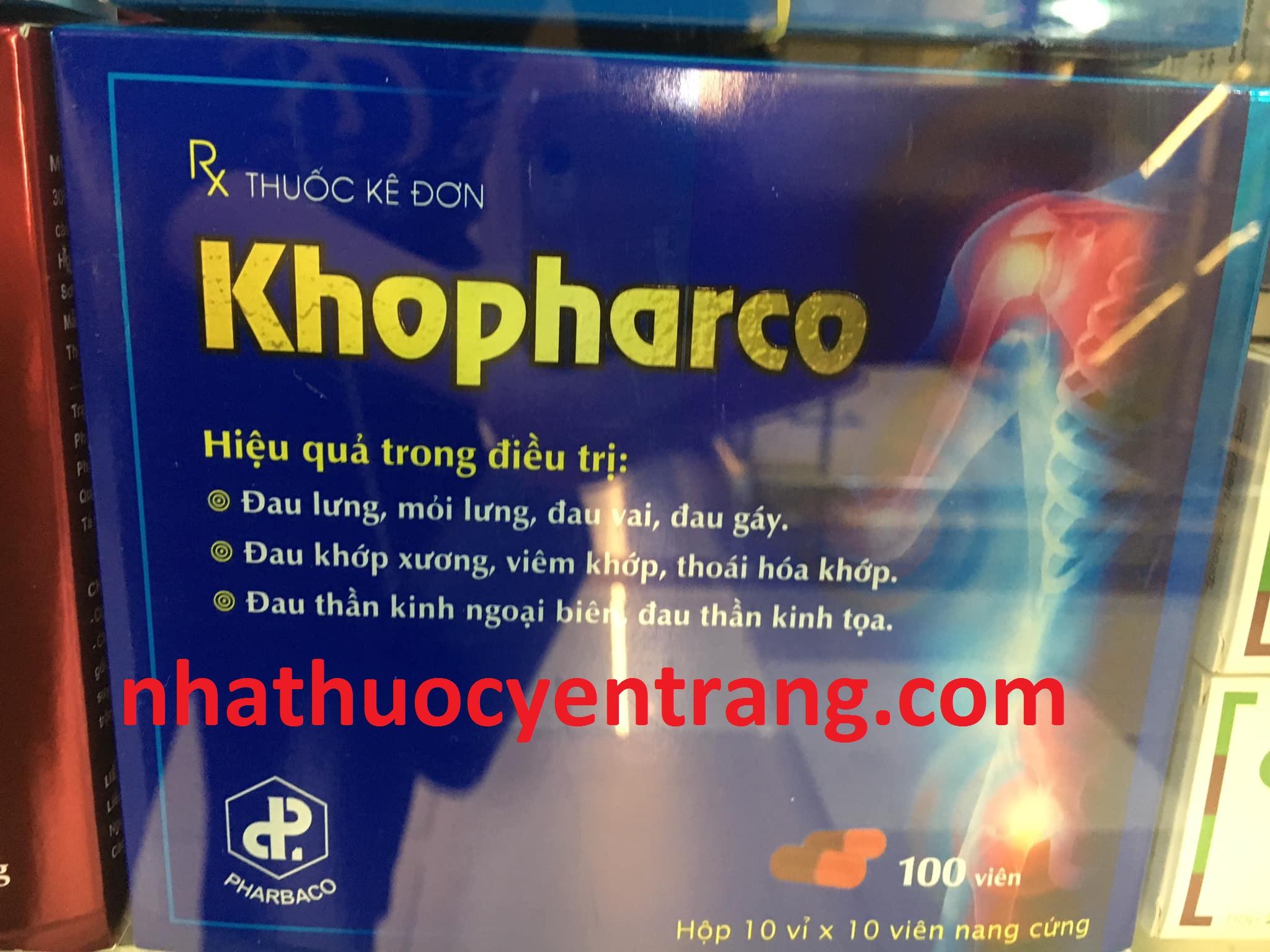 Khopharco