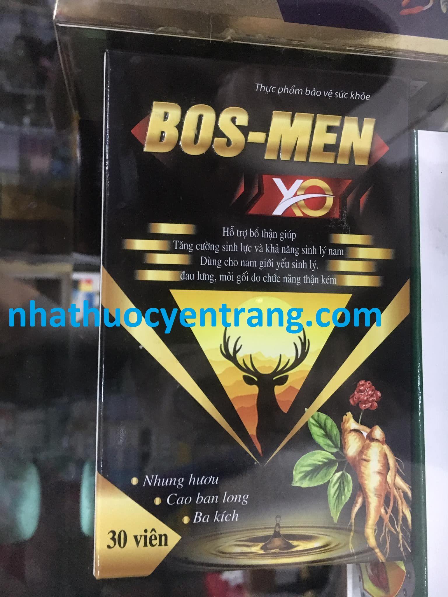 Bos - Men