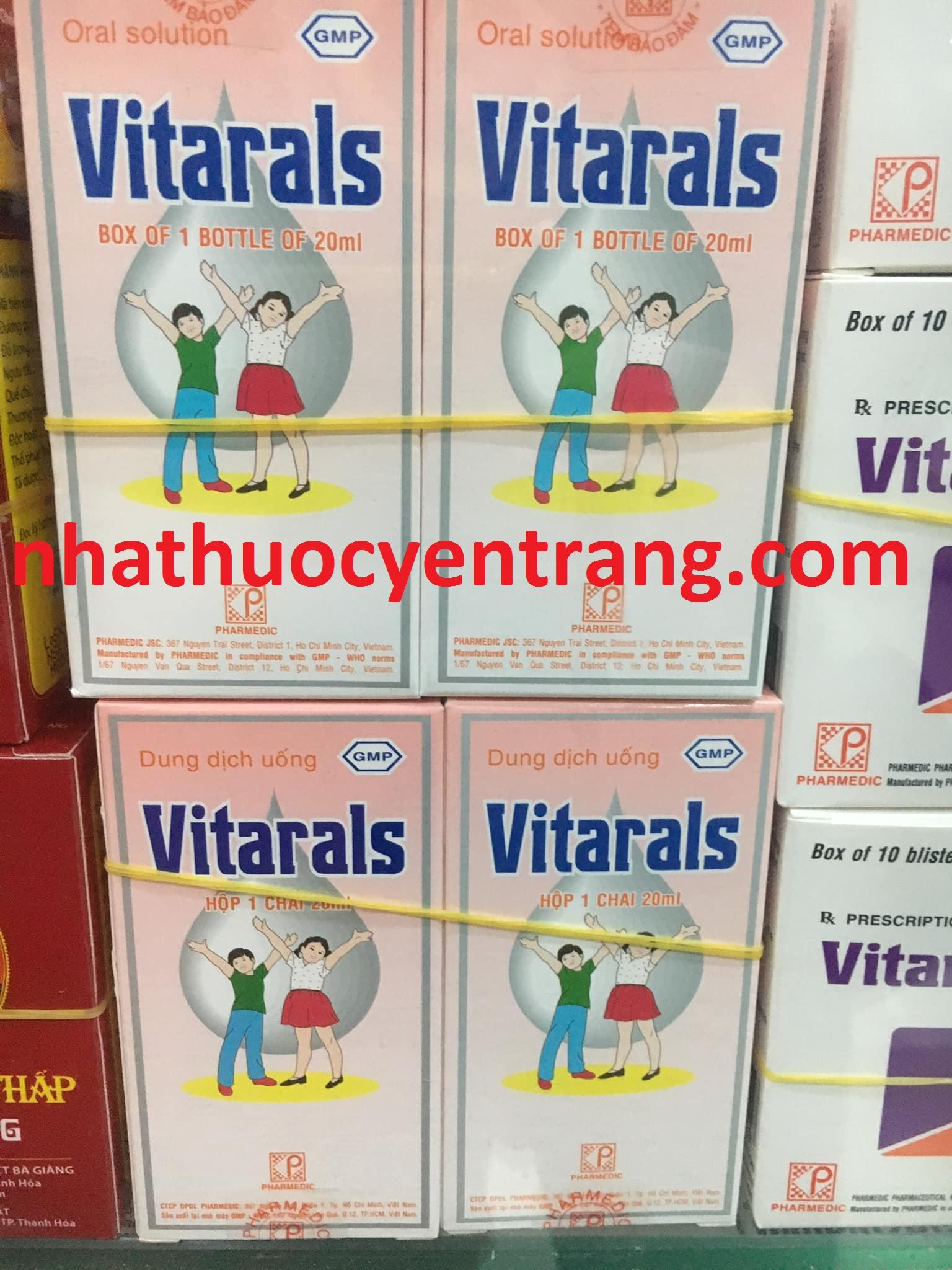 Vitarals 20ml