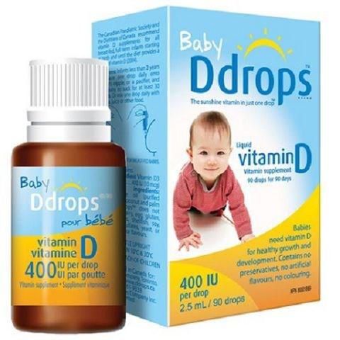 Baby D Drops