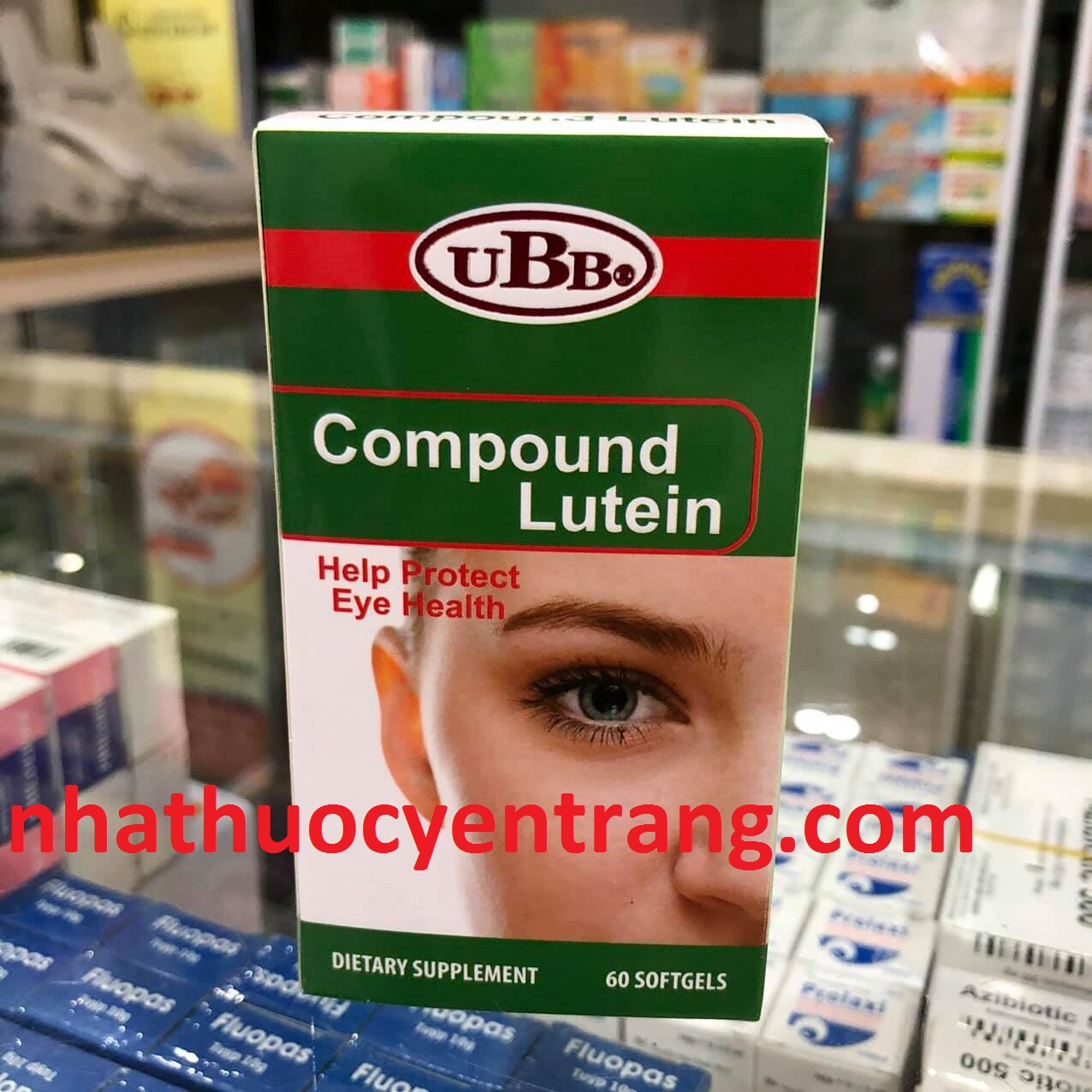 Compound Lutein