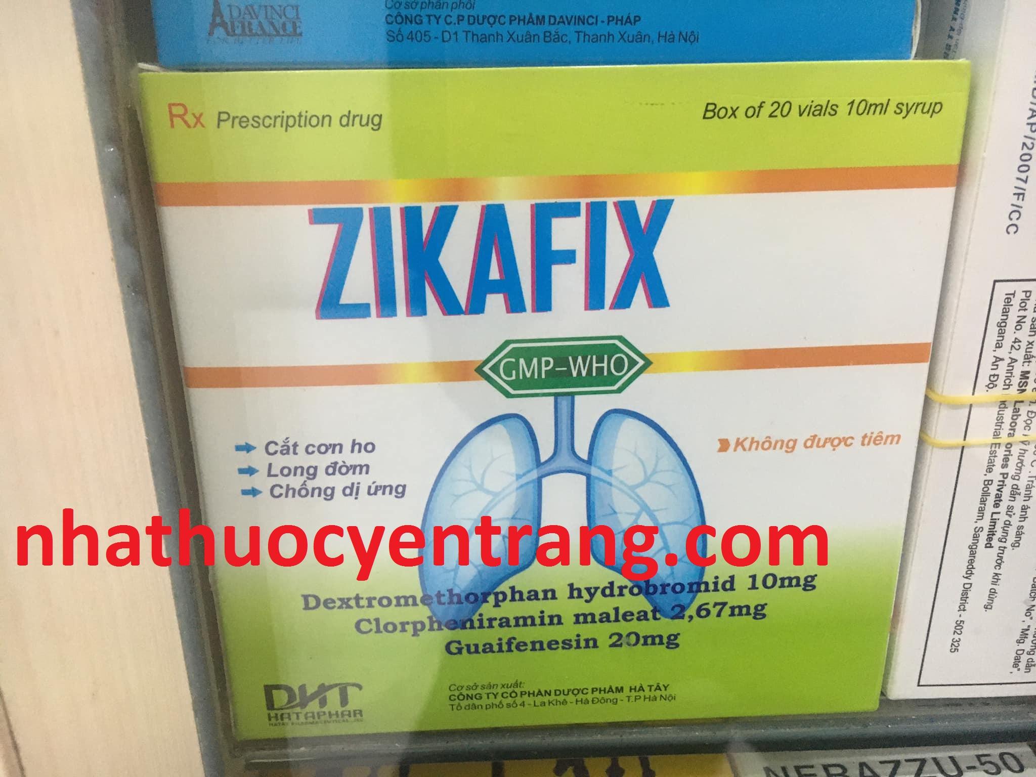 Zikafix 10ml