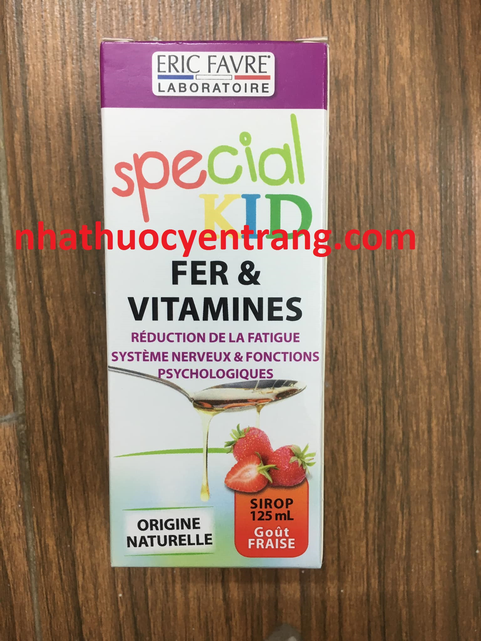 Special Kid Fer & Vitamins