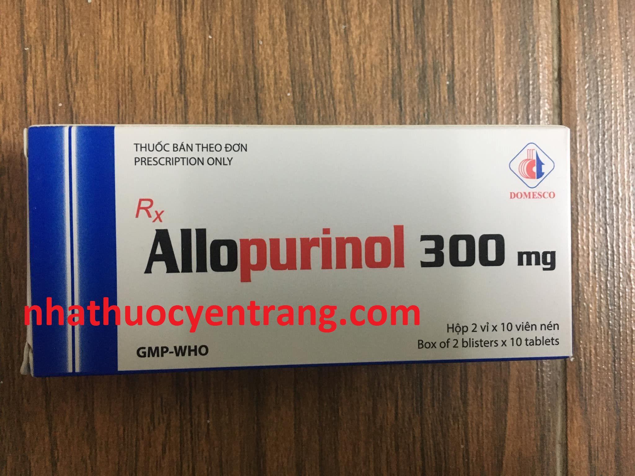 Allopurinol Domesco