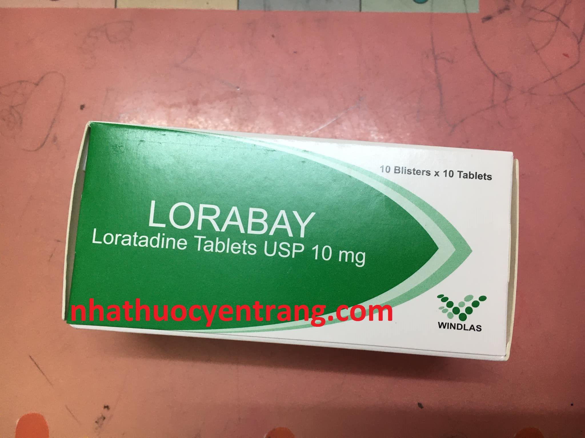 Lorabay 10mg