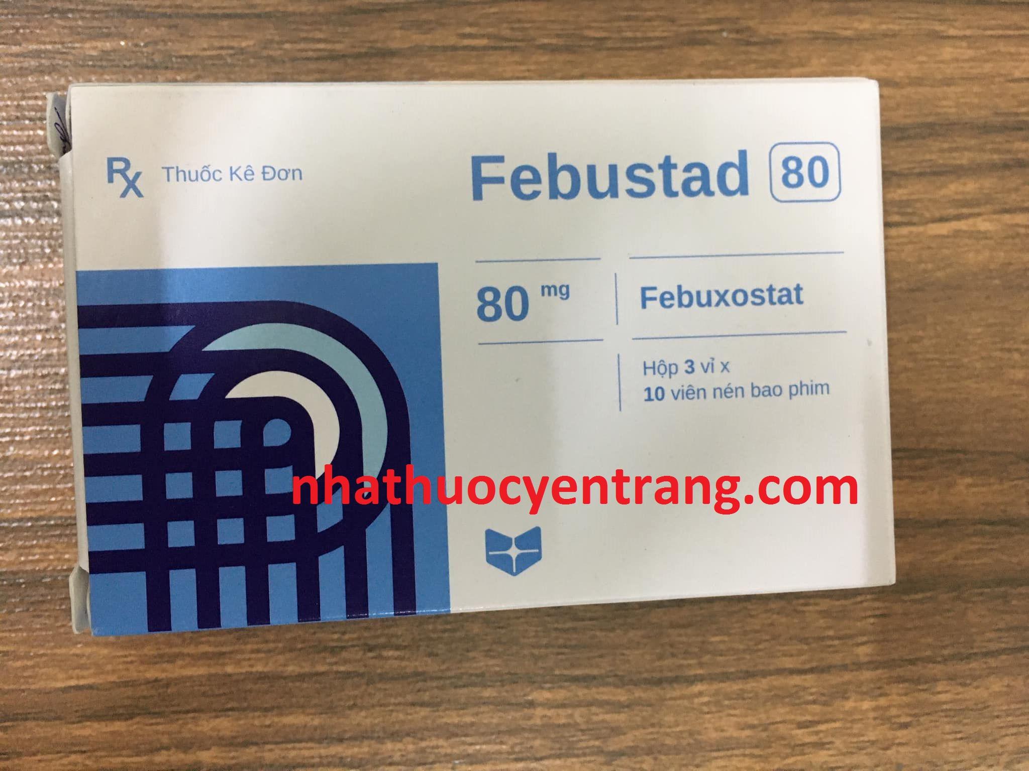 Febustad 80mg