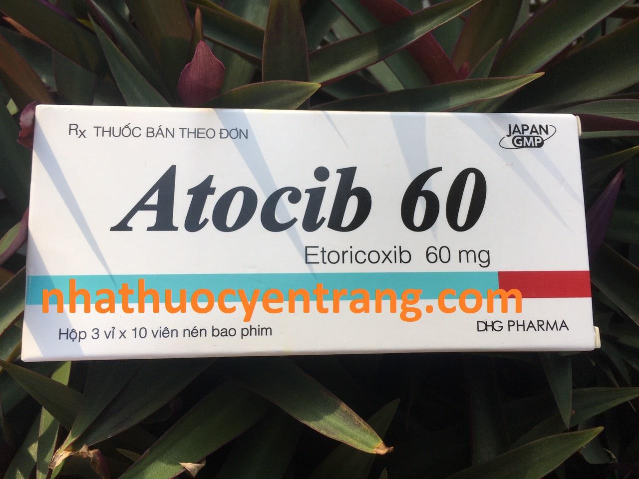Atocib 60mg