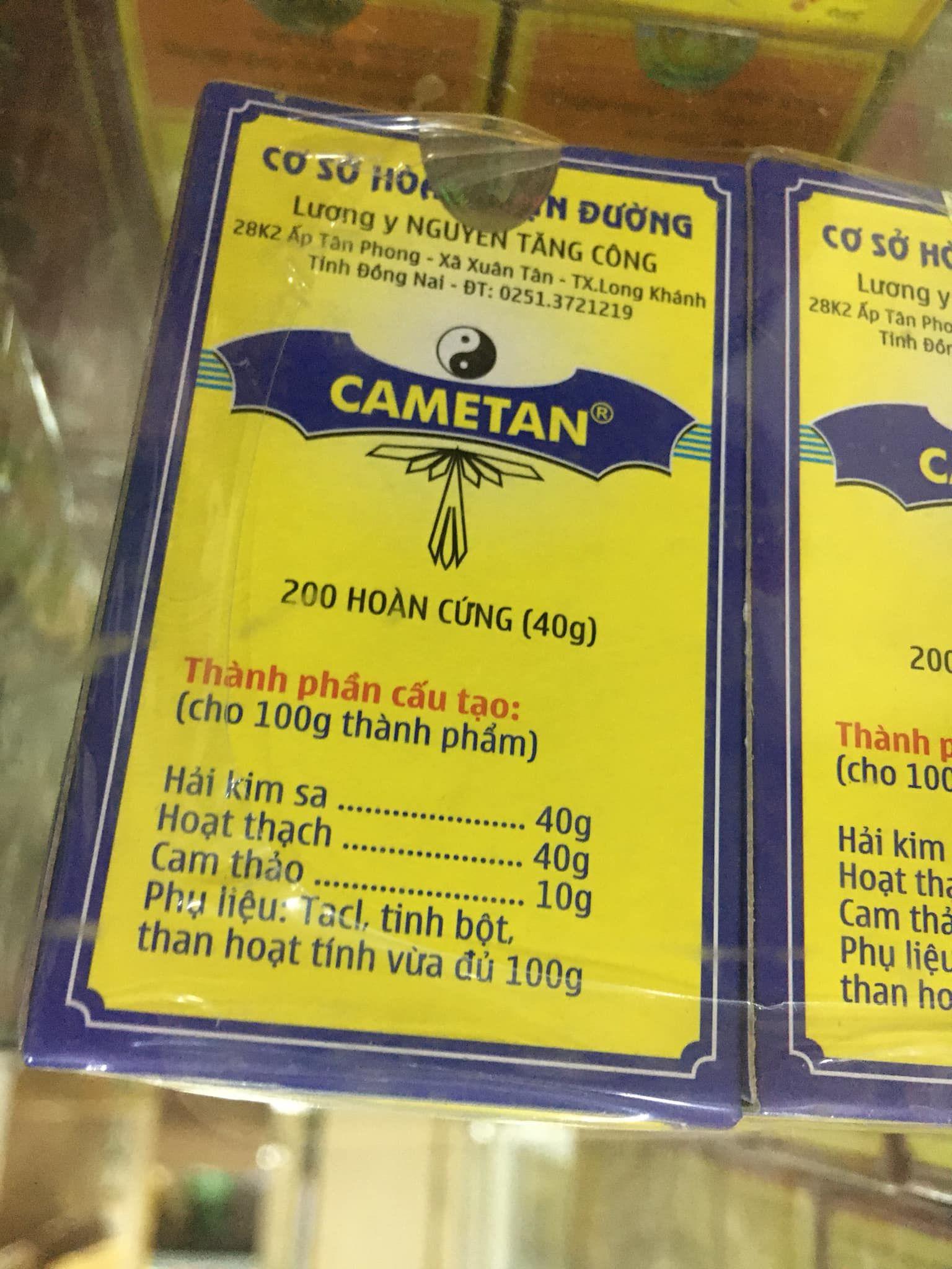 Cametan