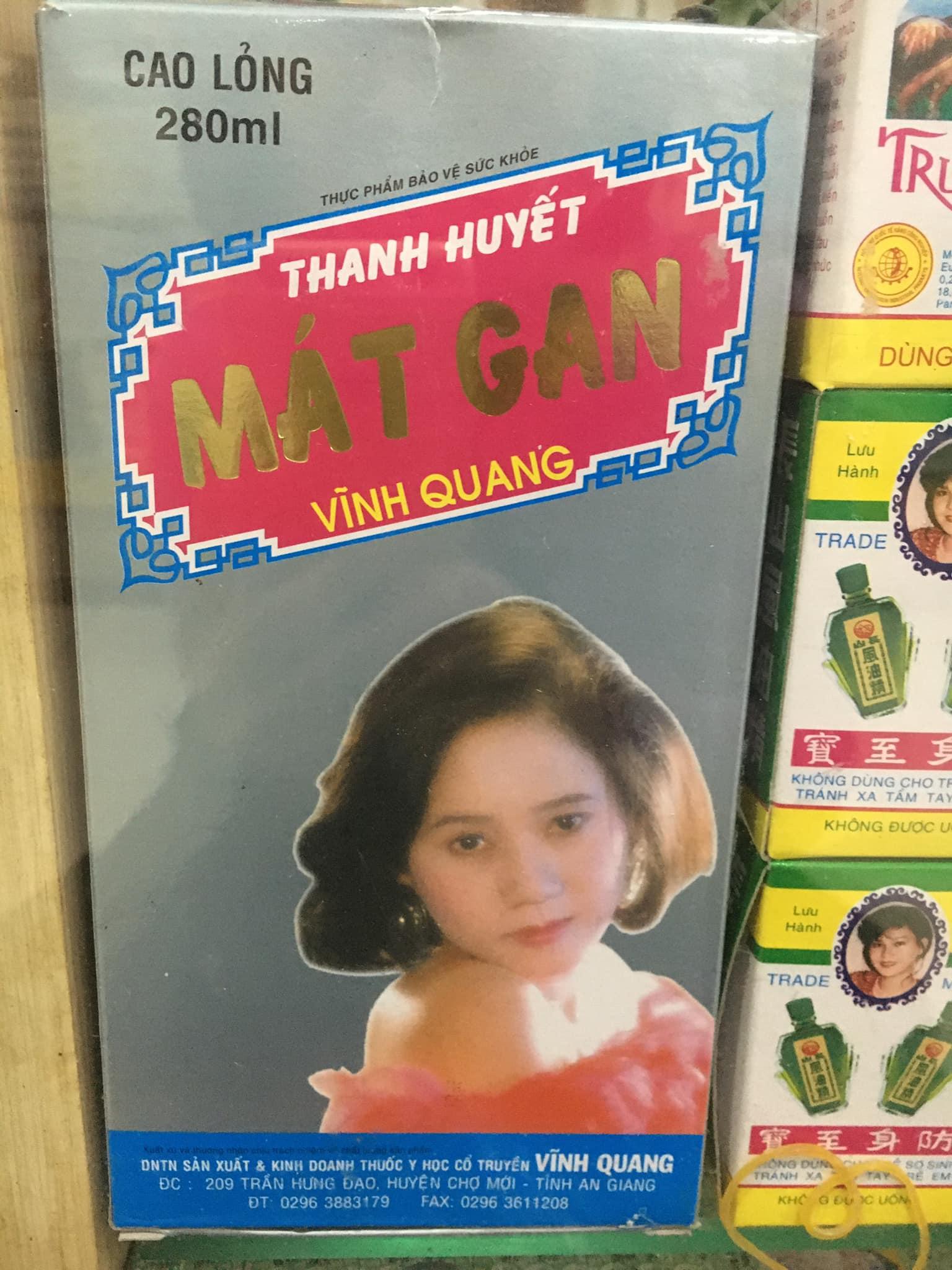 Thanh Huyết Mát Gan Vĩnh Quang