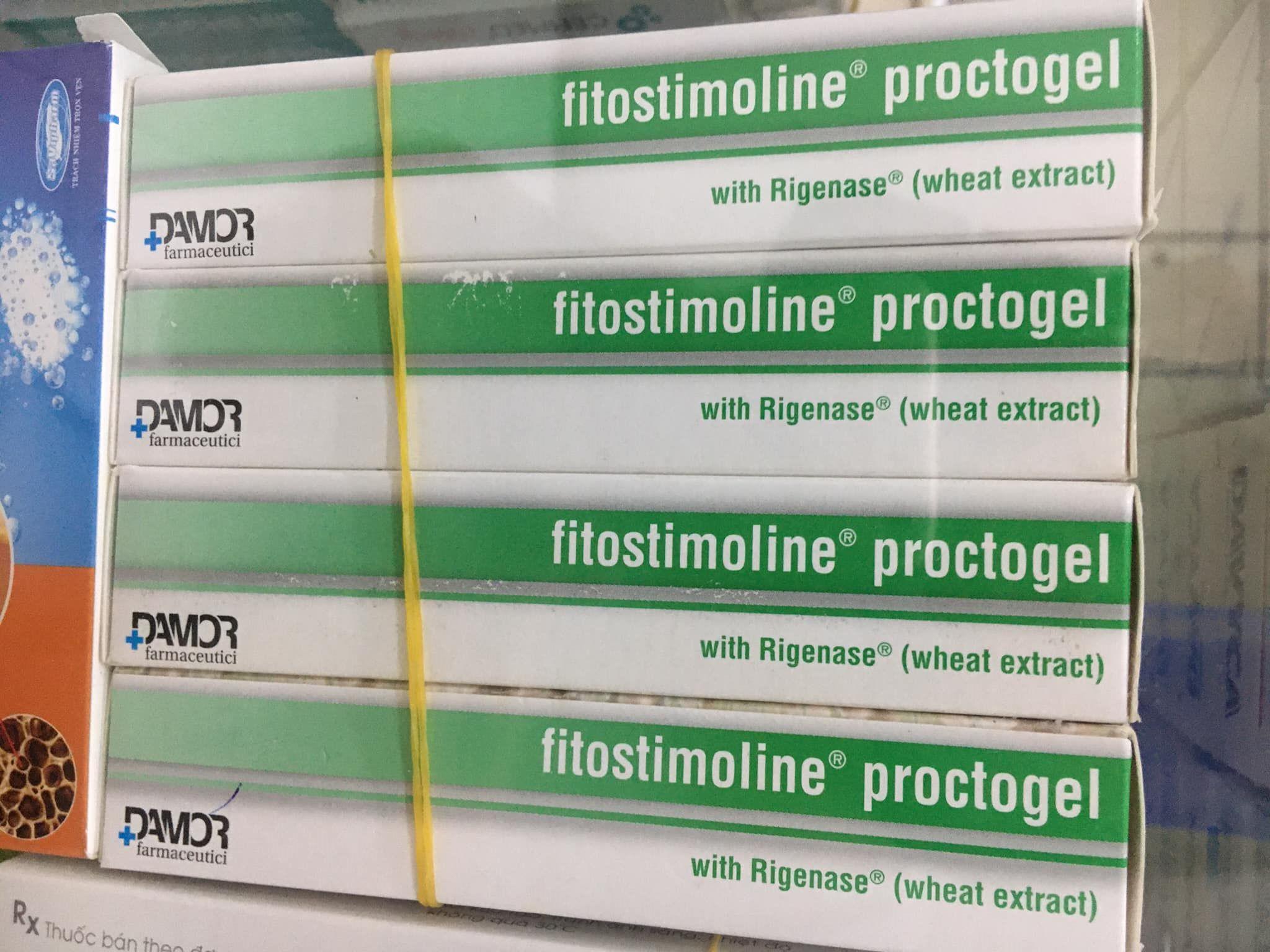 Fitostimoline Proctogel