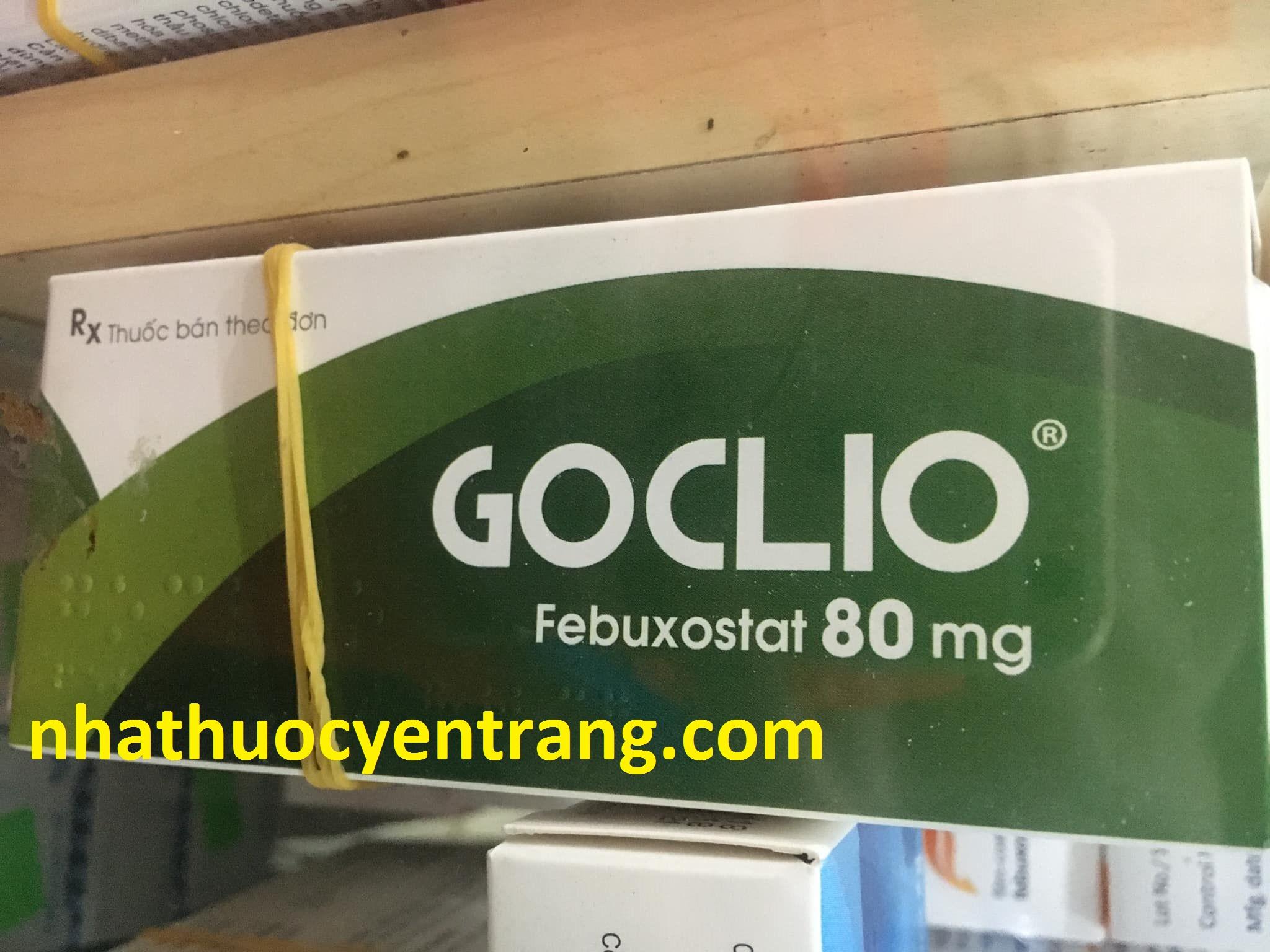 Goclio 80mg
