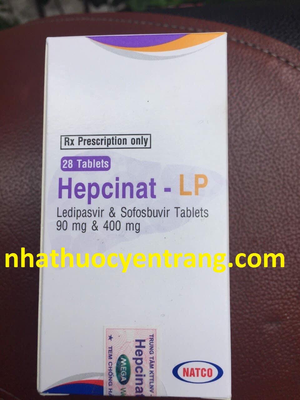 Hepcinat - LP