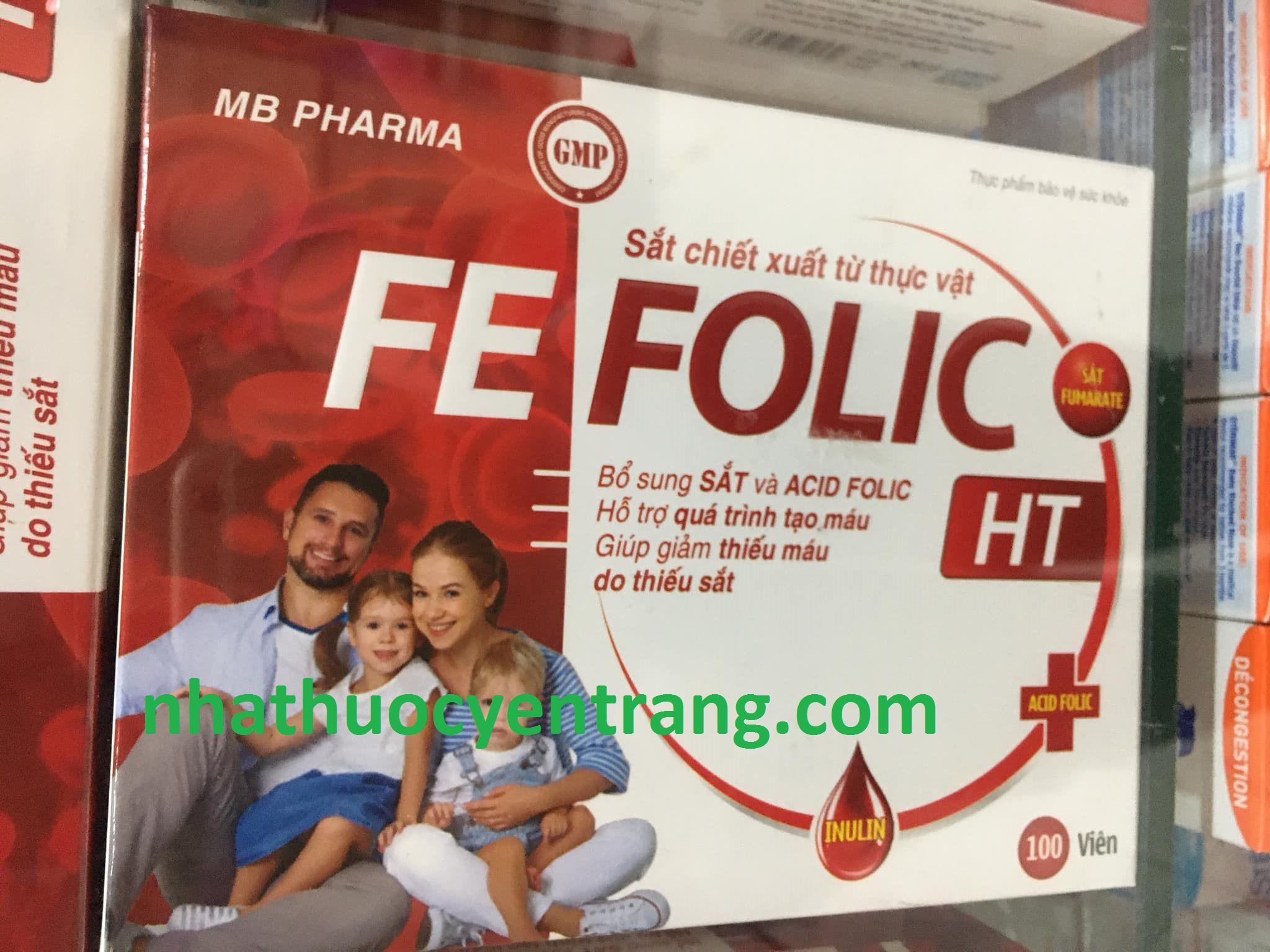 Fe Folic