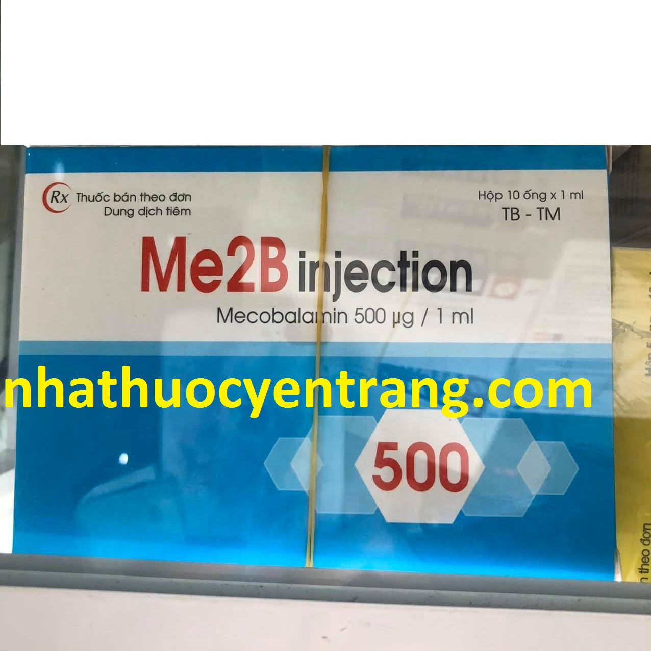 Me2B injection