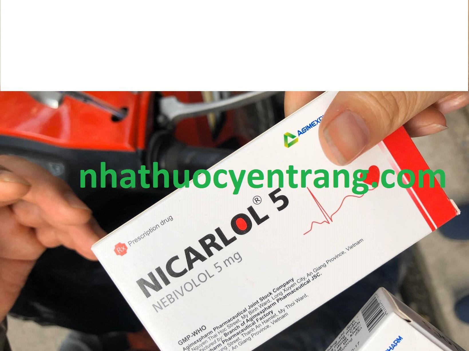 Nicarlol 5mg