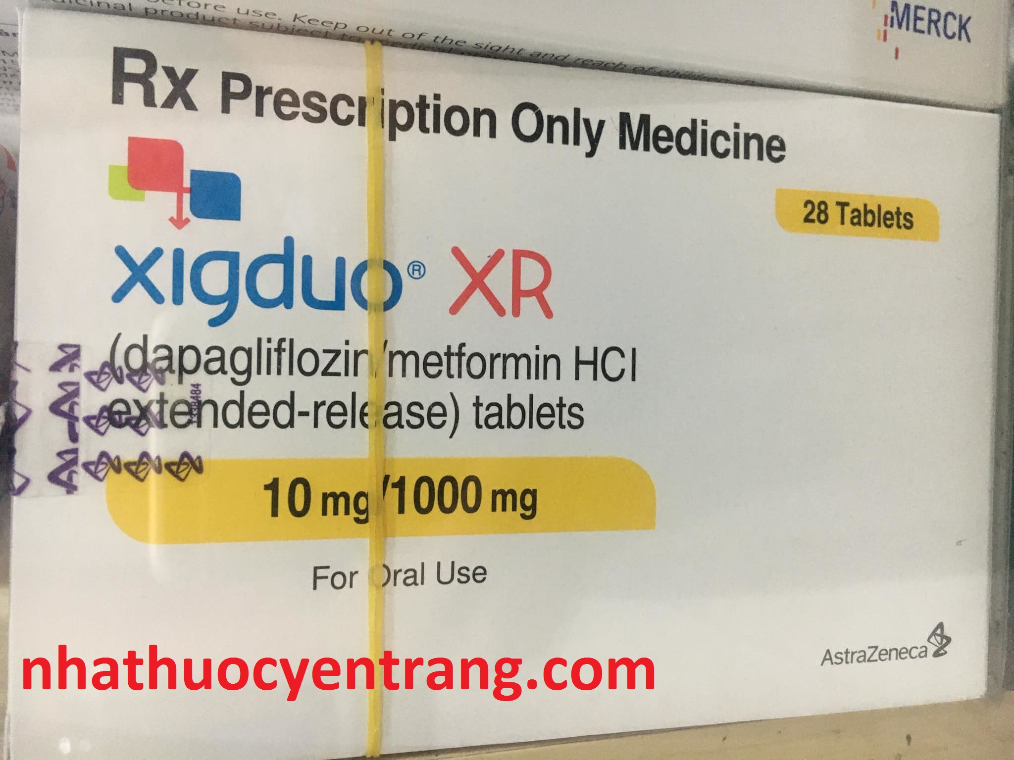 Xigduo XR 10/1000 mg