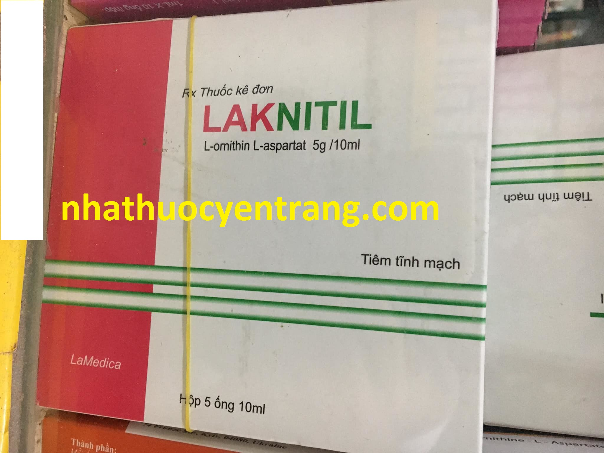 Laknitil 5g/10ml