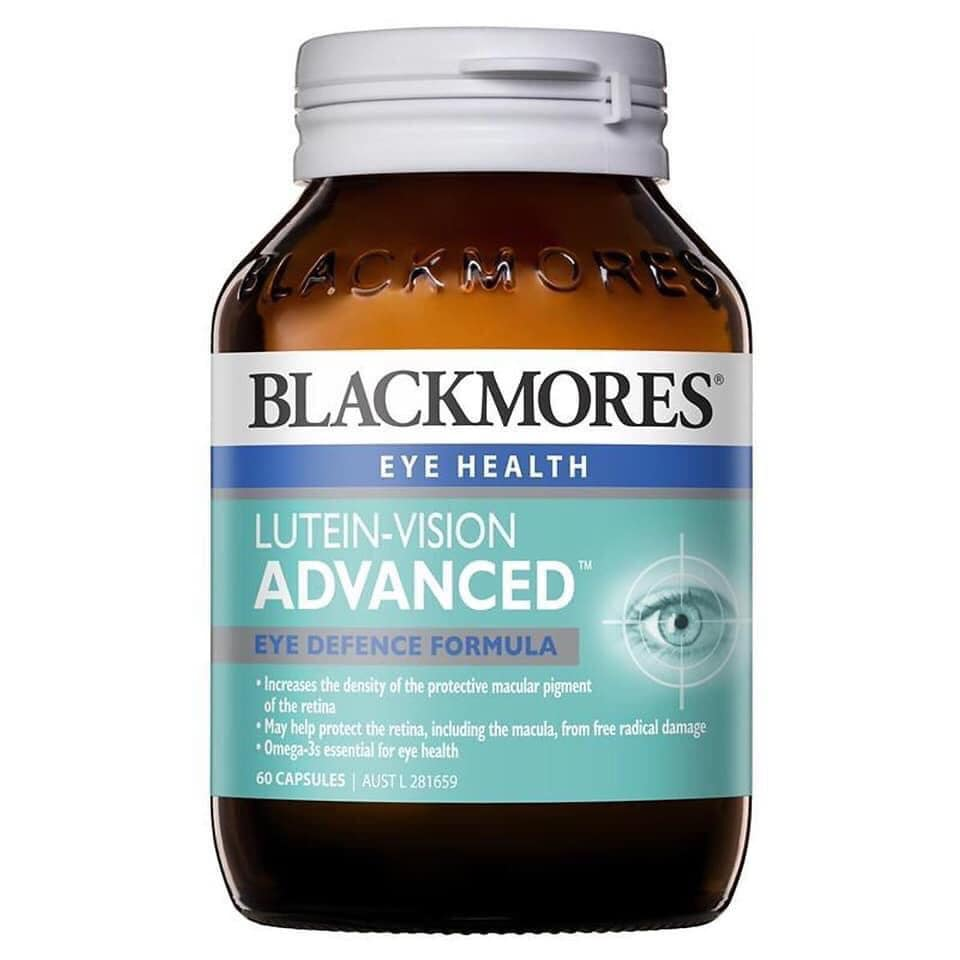 Blackmores Lutein-vision Advance 60 viên