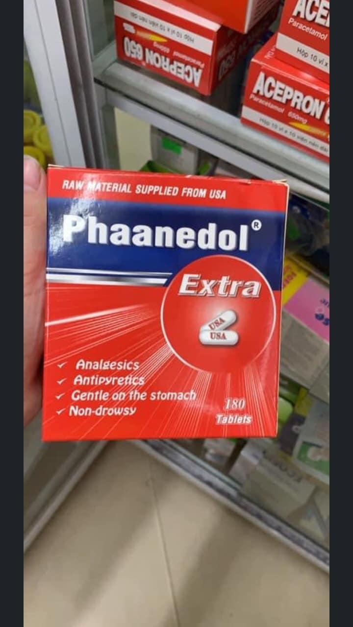 Phaanedol extra