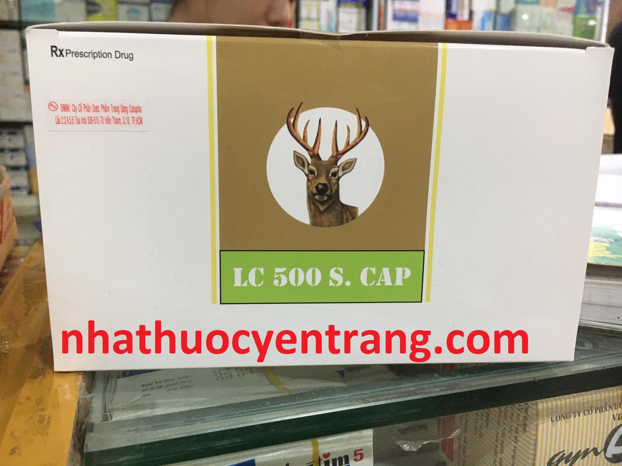 LC 500 S. CAP