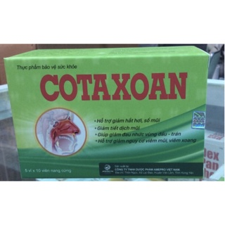 Cotaxoan