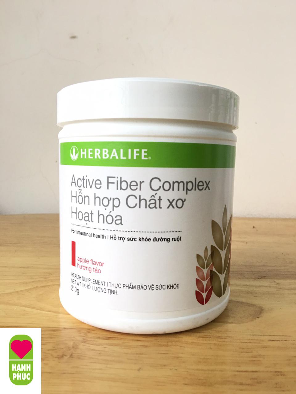Hỗn Hợp Chất Xơ Hoạt Hóa Herbalife Active Fiber Complex 210g