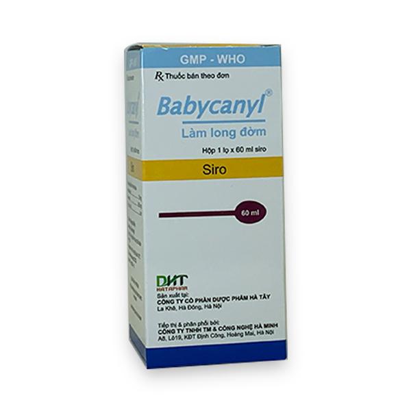 Babycanyl