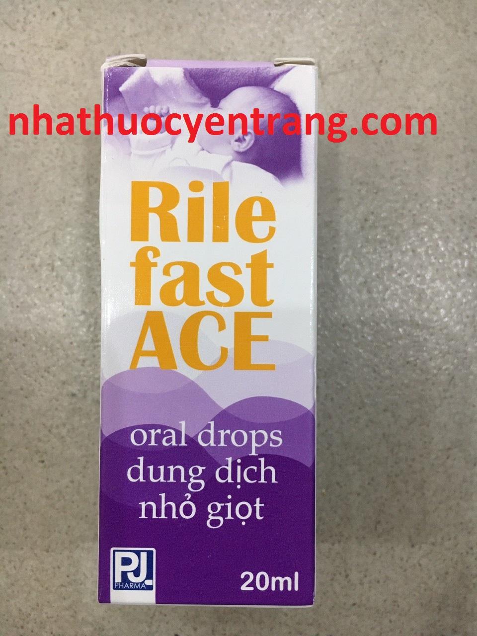Rile Fast ACE