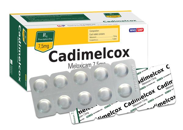 Cadimelcox 7.5mg