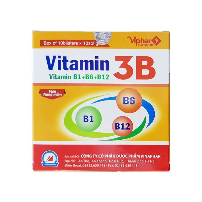 VITAMIN 3B Viphar