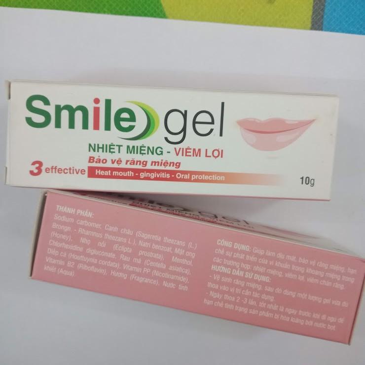 Smile gel 10g