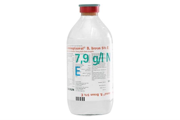 Aminoplasmal 5% 500ml